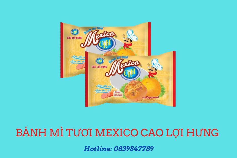 Banh Mi Tươi Mexico