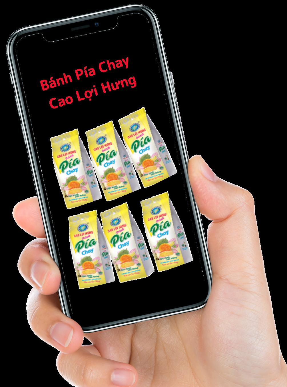 Bánh Pía Chay Cao Lợi Hưng