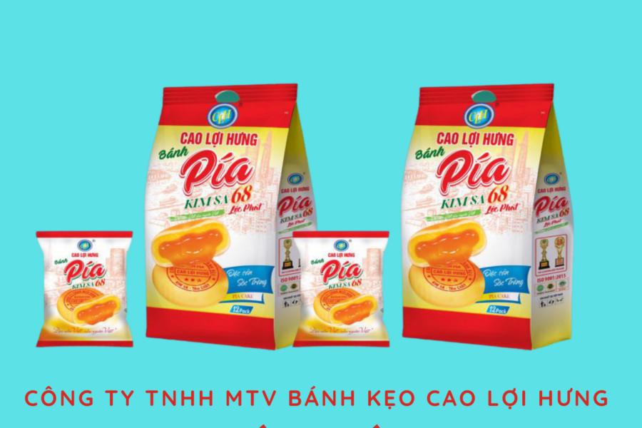 Bánh Pía KIm Sa 68 Lộc Phát
